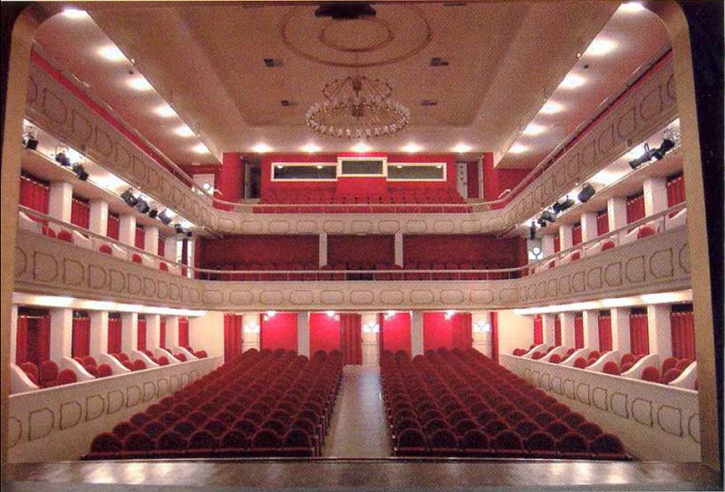 Teatro Ideal.Calahorra